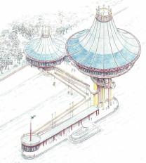 THAMES RIVER RESTAURANT - b humphrey-gaskin abp architects