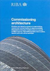 RIBA Commissioning Architecture