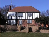 Project 10 - Two storey side extension. Bromley, Kent