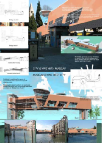 Venice Bridge Museum - Bromley Architect