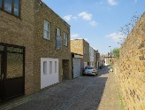 Project 11 - Two mews houses. Brockley, London