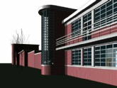 Project 09 - College Conference Building, Sidcup